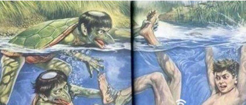 关于水猴子的传说真的存在吗,未解之谜