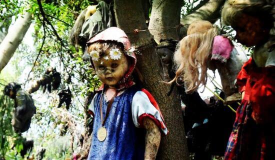 墨西哥娃娃岛的古老传说,未解之谜