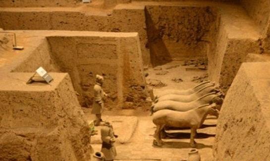 秦始皇陵为什么不敢挖,未解之谜