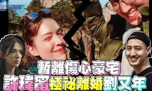刘又年许玮甯,刘又年许玮甯离婚