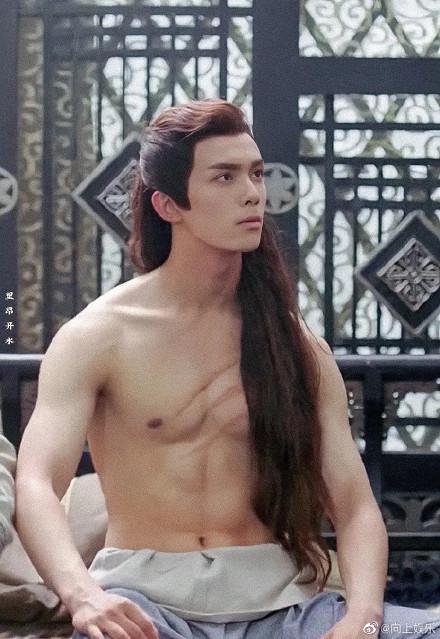 吴磊为一场戏健身四个月,吴磊健身