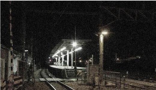 日本灵异事件如月车站,未解之谜